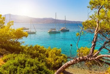 la mer Méditerranéen 1